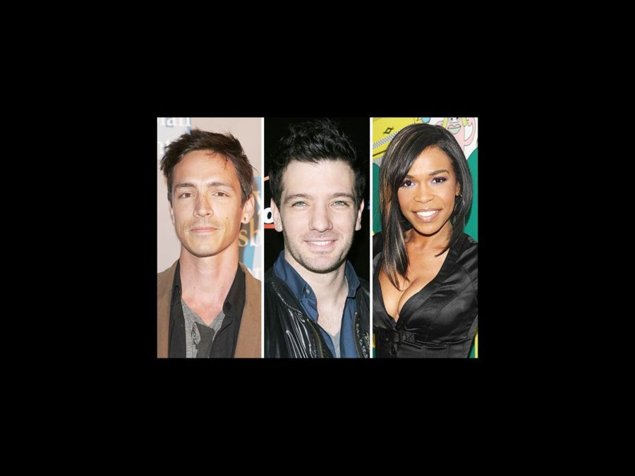 Brandon Boyd - JC Chasez - Michelle Williams  - wide - 4/14