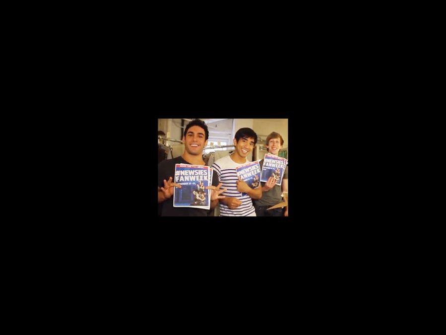 Watch It - Newsies - Fan Week - square - 9/13