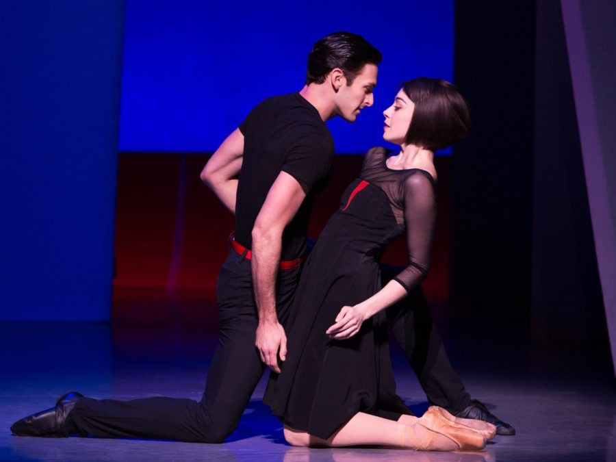 PS - An American in Paris -  Garen Scribner - Leanne Cope - 3/16 - Matthew Murphy