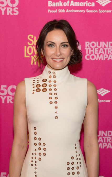 Tony Nominee Page - Laura Benanti