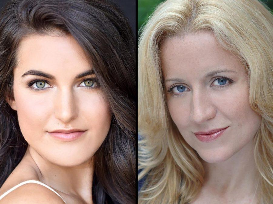 Eva Tavares and Kristie Dale Sanders - 6/17