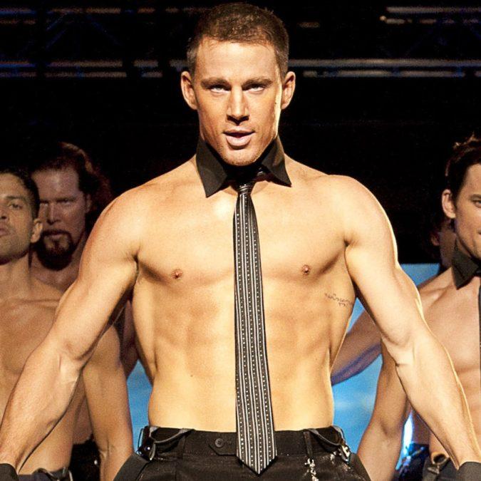 Magic Mike film still - Channing Tatum - 2012 - Warner Bros.