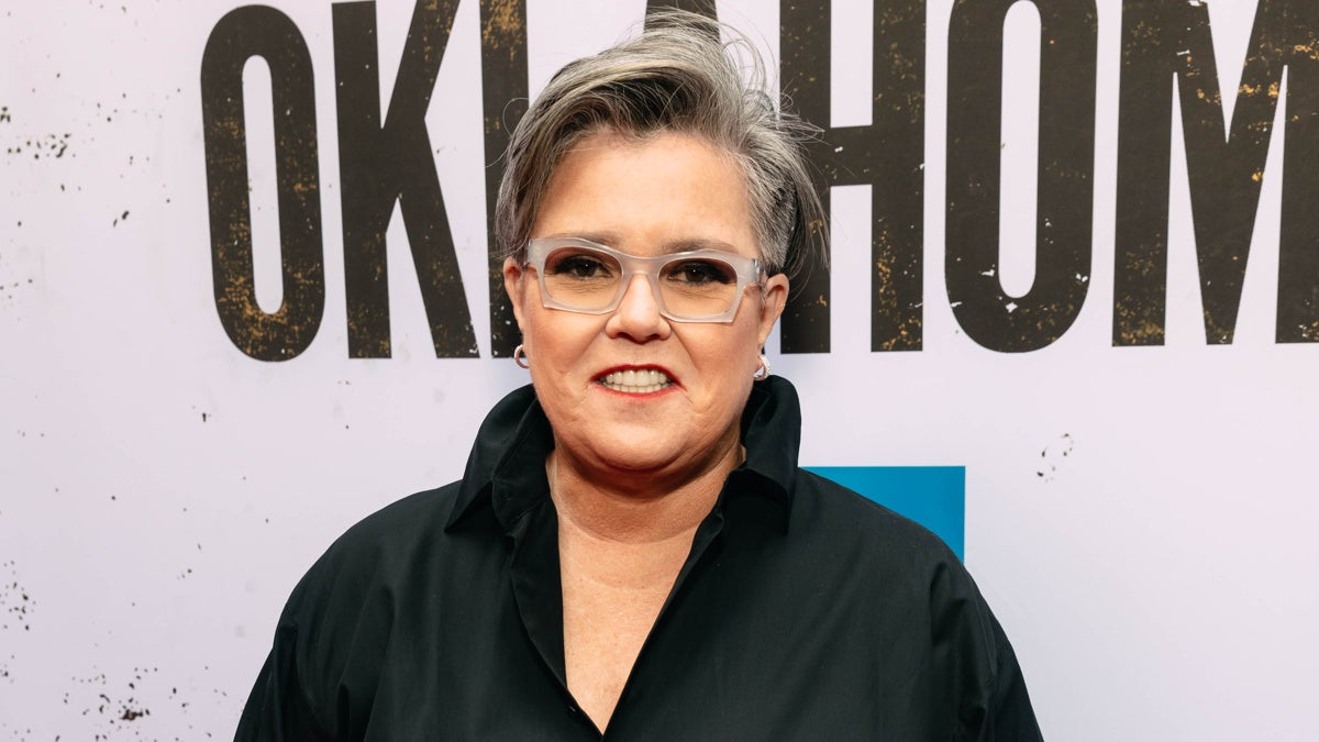 OP - Oklahoma Opening Night - Arrivals - Rosie O'Donnell - 4/19 - EMK
