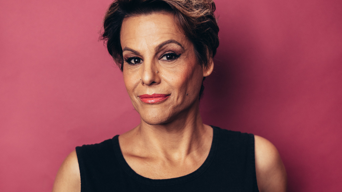 Fresh Face - Alexandra Billings - 5/20 - Emilio Madrid
