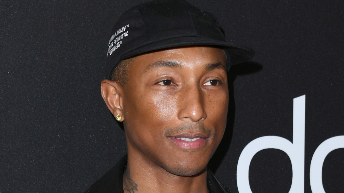 Pharrell Williams - 11/19 - Jon Kopaloff/Getty Images