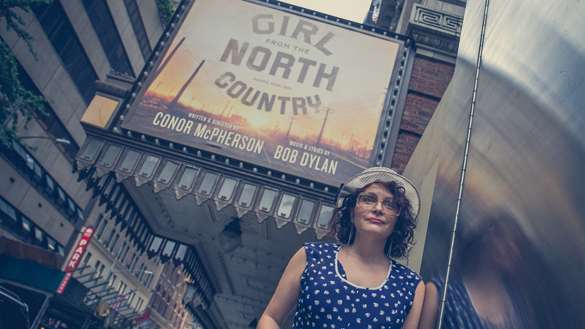 Away From Home - Rachel Stern - Girl From the North Country - 8/20 - Matthew Stocke