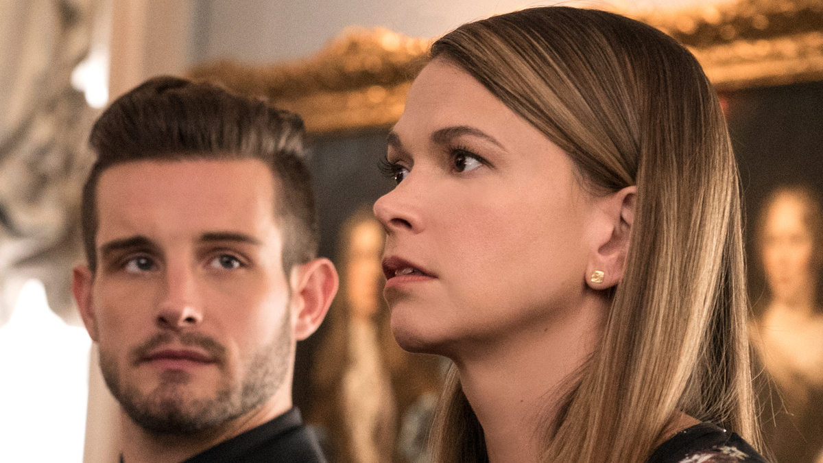 Younger - S2E12 - Nico Tortorella - Sutton Foster - Photo: TV Land - 3/16