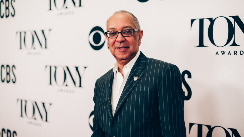 Tony Nominee - George C. Wolfe - Presser - 2019 - Emilio Madrid-Kuser