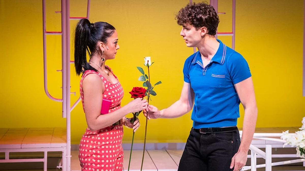Romeo & Bernadette - ANNA KOSTAKIS - NIKITA BURSHTEYN  - photo: Russ Rowland
