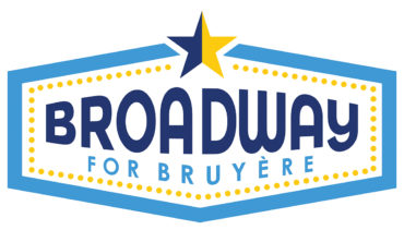Broadway for Bruyere logo