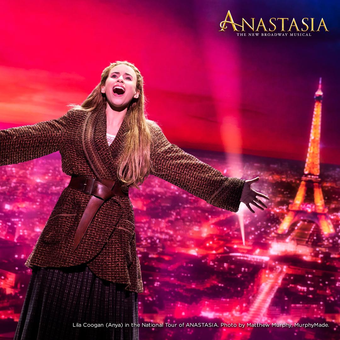Anastasia production photo